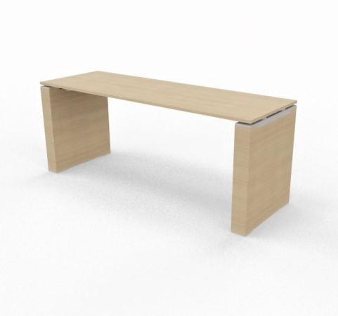 Console Table 2000mm X 600mm Light Oak