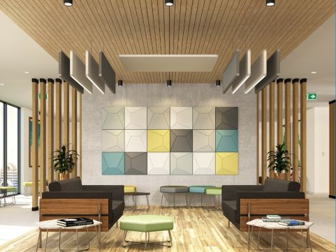 Tiles Acoustic Tiles Acoustek