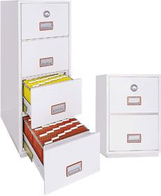 Firefile Fire Ant Filing Cabinet