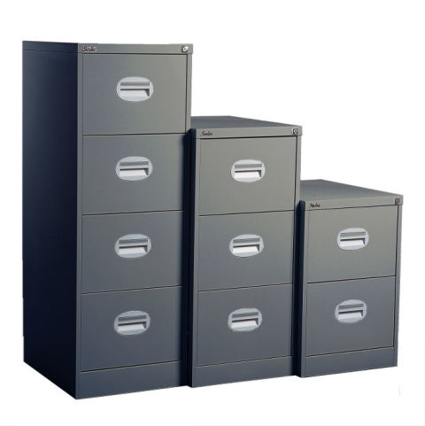 new product 346d2 44371 Kontrax Multi Coloured Filing Cabinets Band A Colours