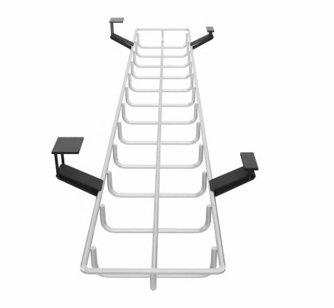 Cable Basket Single Tray 01