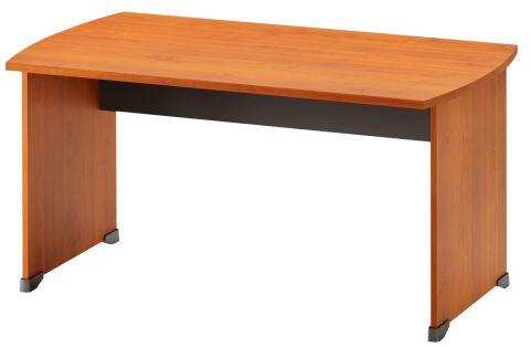 Jazz Rectangular Desk Alder 1400mm