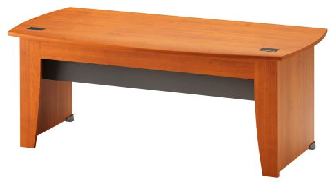 Jazz Executive Desk Alder