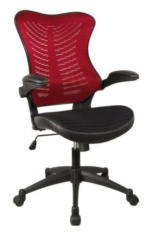 Synthos Mesh Task Chair Red