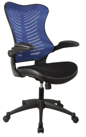 Synthos Mesh Task Chair Blue