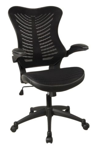 Synthos Mesh Task Chair Black