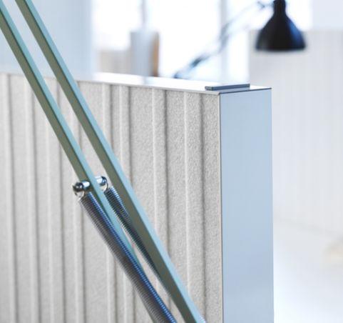 Alumi Floor Screens Acoustic Screens Room Dividers Abstracta