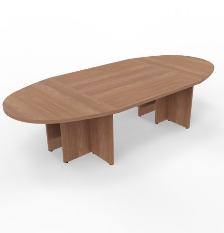 Modulo Table 10 People Table Panel Leg