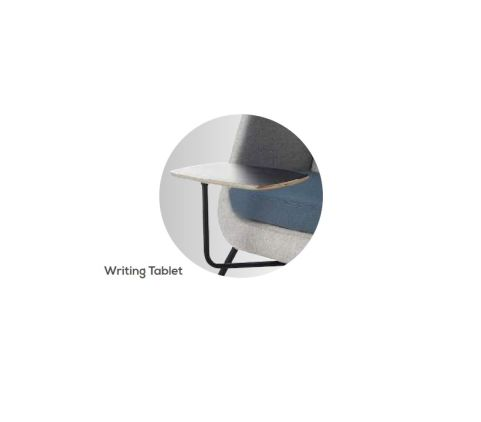 Writing Tablet Muse Chair