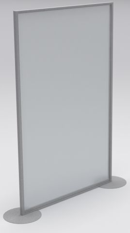 Futurer Free Standing Protection Screen