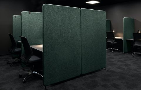 Softline 30 Acoustic Screens Office Reality