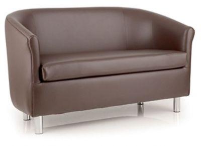 Zoron Faux Leather Sofas Back Prev 2 15891 E