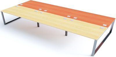 6 Person Bench System