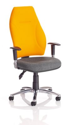 CH1000-+-AC1024-+-AC1034-Posture-High-Back-with-Chrome-Base-and-Chrome-Adjustable-Arms5