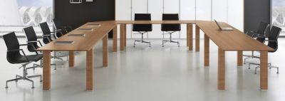 Stream U Shaped Conference Table Arrangement Office Reality - U shaped conference table