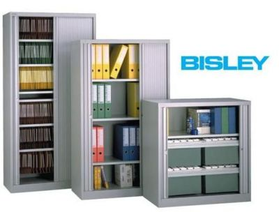 Fast Track Bisley Tambour Cupboards