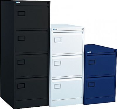 Executive Metal Filing Cabinets