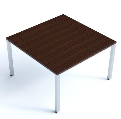 Vital Square Meeting Table Office Reality - Square meeting table