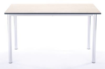 Rectangle Table Wood Front