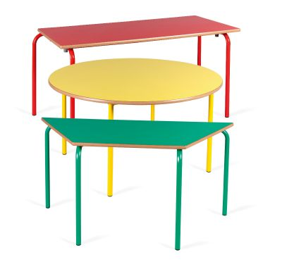 Nursery Tables MDF Ed#E587C