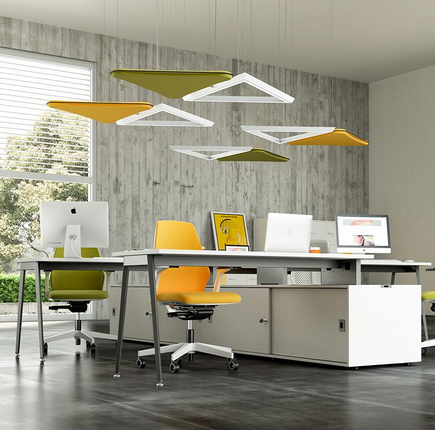 a813aafbd2f88 Vox Tri Light Panel - Office Reality