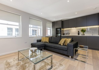 Lovat Lane - Brand new serviced apartments in the City