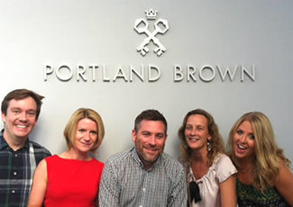 Portland Brown has a Brand New Head Office