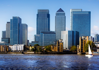 5 Things to do on a Sunny Day in Canary Wharf