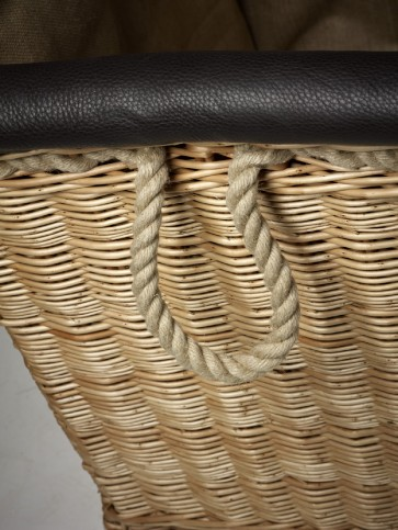 Balloon Log Basket