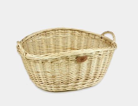 Old English Washing Basket