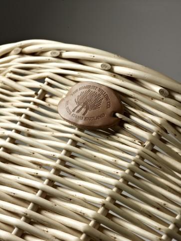 Old English Washing Basket