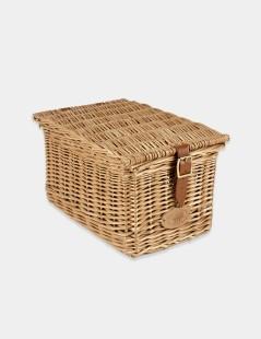 Vintage Bicycle Basket - Rear