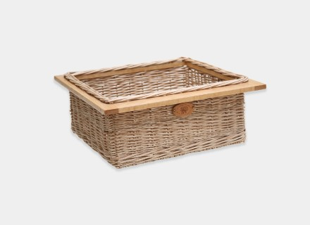 Kitchen Drawer Basket
