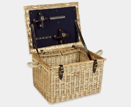 English Afternoon Tea Basket