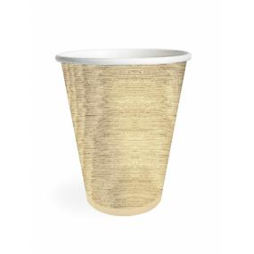 Gold Paper Cups By Caspari