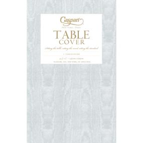 Silver Tablecloth by Caspari