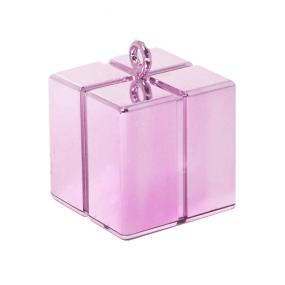 Pink Balloon Weight - Gift Box
