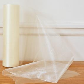 Ivory Organza Roll -  Snow Sheer