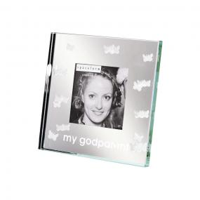 My Godparent Mini Mirror Frame By Spaceform - Christening Gift