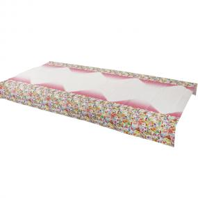Floral Fiesta Paper Tablecloth