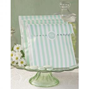 Mint Green Treat Bags