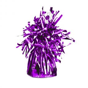 Purple Tassel Balloon Weight