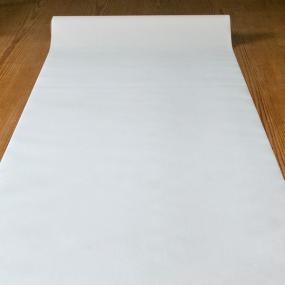 White Paper Table Runner