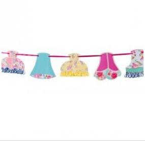Truly Scrumptious Lampshade Bunting