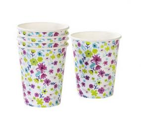 Truly Ditsy Paper Cups x 12