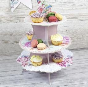 Truly Romantic Cake Stand