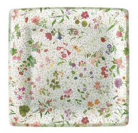 Cottage Garden Paper Side Plates by Caspari