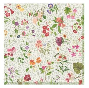 Cottage Garden Luncheon Paper Napkins by Caspari