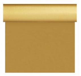 Gold Effect Paper Table Runner