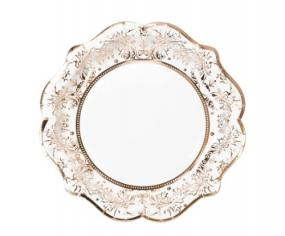 Talking Tables Party Porcelain Rose Gold Paper Plates